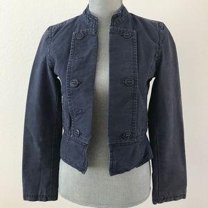 Club Monaco blue jacket